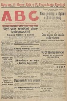 ABC : pismo codzienne : informuje wszystkich o wszystkiem. 1926, nr94