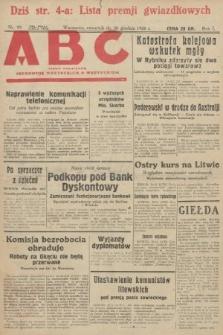 ABC : pismo codzienne : informuje wszystkich o wszystkiem. 1926, nr95