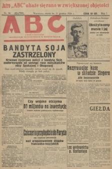 ABC : pismo codzienne : informuje wszystkich o wszystkiem. 1926, nr96