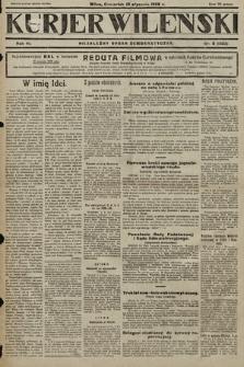 Kurjer Wileński : niezależny organ demokratyczny. 1929, nr8