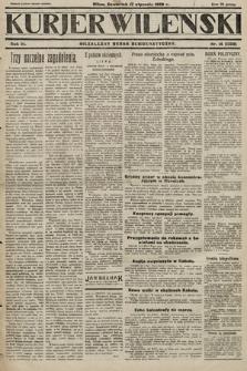Kurjer Wileński : niezależny organ demokratyczny. 1929, nr14