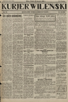 Kurjer Wileński : niezależny organ demokratyczny. 1929, nr16