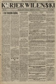Kurjer Wileński : niezależny organ demokratyczny. 1929, nr21