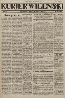 Kurjer Wileński : niezależny organ demokratyczny. 1929, nr22