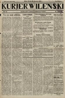 Kurjer Wileński : niezależny organ demokratyczny. 1929, nr25