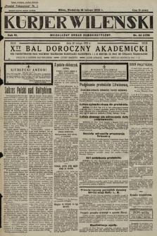 Kurjer Wileński : niezależny organ demokratyczny. 1929, nr34