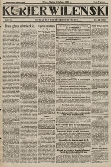 Kurjer Wileński : niezależny organ demokratyczny. 1929, nr38
