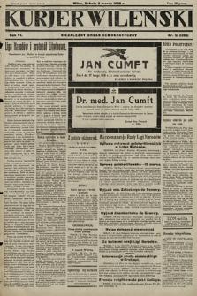 Kurjer Wileński : niezależny organ demokratyczny. 1929, nr51