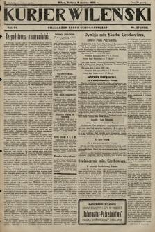 Kurjer Wileński : niezależny organ demokratyczny. 1929, nr57