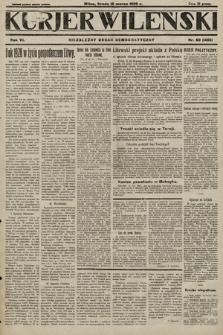 Kurjer Wileński : niezależny organ demokratyczny. 1929, nr60