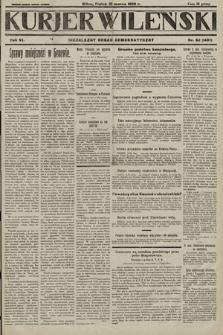 Kurjer Wileński : niezależny organ demokratyczny. 1929, nr62