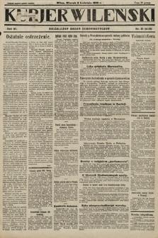 Kurjer Wileński : niezależny organ demokratyczny. 1929, nr81
