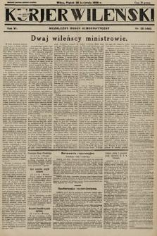 Kurjer Wileński : niezależny organ demokratyczny. 1929, nr96