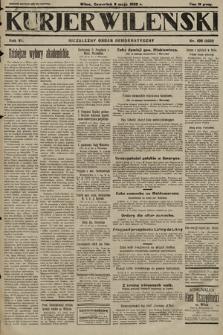 Kurjer Wileński : niezależny organ demokratyczny. 1929, nr106