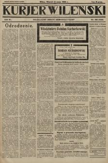 Kurjer Wileński : niezależny organ demokratyczny. 1929, nr109