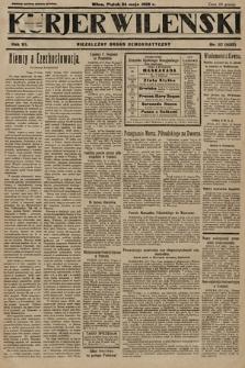 Kurjer Wileński : niezależny organ demokratyczny. 1929, nr117