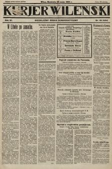 Kurjer Wileński : niezależny organ demokratyczny. 1929, nr119