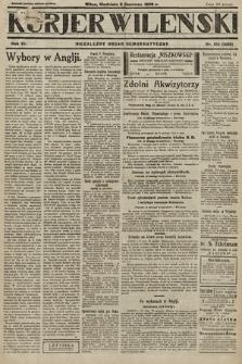 Kurjer Wileński : niezależny organ demokratyczny. 1929, nr124