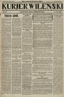 Kurjer Wileński : niezależny organ demokratyczny. 1929, nr139