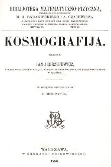 Kosmografija