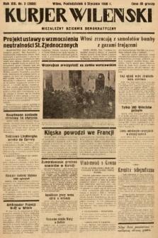 Kurjer Wileński : niezależny dziennik demokratyczny. 1936, nr5