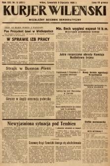 Kurjer Wileński : niezależny dziennik demokratyczny. 1936, nr8
