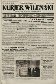 Kurjer Wileński : niezależny dziennik demokratyczny. 1935, nr21