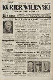 Kurjer Wileński : niezależny dziennik demokratyczny. 1935, nr22