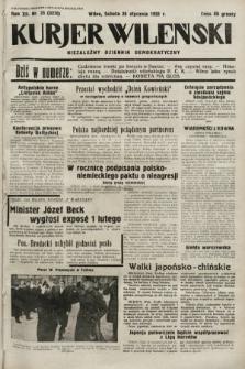 Kurjer Wileński : niezależny dziennik demokratyczny. 1935, nr25