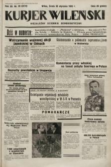 Kurjer Wileński : niezależny dziennik demokratyczny. 1935, nr29