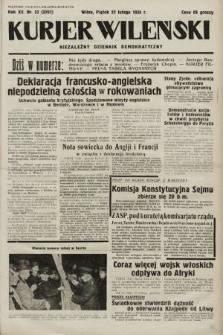 Kurjer Wileński : niezależny dziennik demokratyczny. 1935, nr52