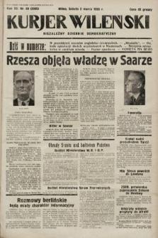 Kurjer Wileński : niezależny dziennik demokratyczny. 1935, nr60