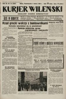 Kurjer Wileński : niezależny dziennik demokratyczny. 1935, nr62