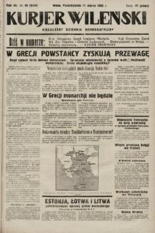 Kurjer Wileński : niezależny dziennik demokratyczny. 1935, nr69