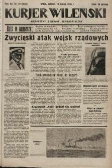 Kurjer Wileński : niezależny dziennik demokratyczny. 1935, nr70