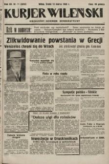 Kurjer Wileński : niezależny dziennik demokratyczny. 1935, nr71