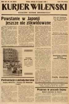 Kurjer Wileński : niezależny dziennik demokratyczny. 1936, nr59
