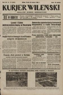 Kurjer Wileński : niezależny dziennik demokratyczny. 1935, nr78