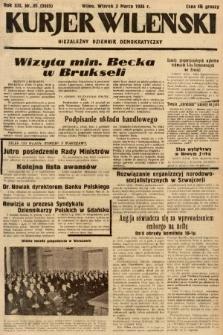 Kurjer Wileński : niezależny dziennik demokratyczny. 1936, nr62