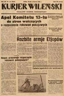 Kurjer Wileński : niezależny dziennik demokratyczny. 1936, nr63