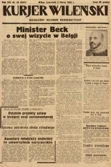 Kurjer Wileński : niezależny dziennik demokratyczny. 1936, nr64
