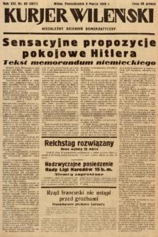 Kurjer Wileński : niezależny dziennik demokratyczny. 1936, nr68