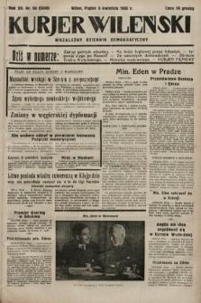 Kurjer Wileński : niezależny dziennik demokratyczny. 1935, nr94