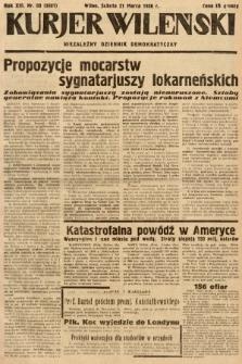 Kurjer Wileński : niezależny dziennik demokratyczny. 1936, nr80