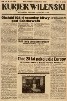 Kurjer Wileński : niezależny dziennik demokratyczny. 1936, nr82