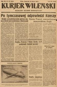 Kurjer Wileński : niezależny dziennik demokratyczny. 1936, nr85