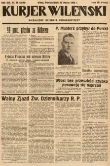 Kurjer Wileński : niezależny dziennik demokratyczny. 1936, nr89