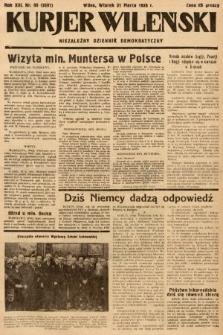 Kurjer Wileński : niezależny dziennik demokratyczny. 1936, nr90