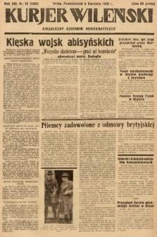 Kurjer Wileński : niezależny dziennik demokratyczny. 1936, nr96