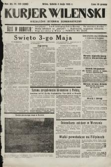 Kurjer Wileński : niezależny dziennik demokratyczny. 1935, nr120